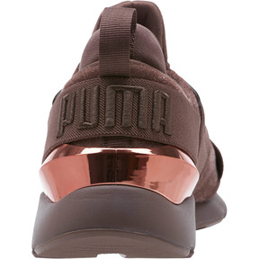 Thumbnail 4 of Muse Lunar Glow Women's Sneakers, Peppercorn-Rose Gold, medium