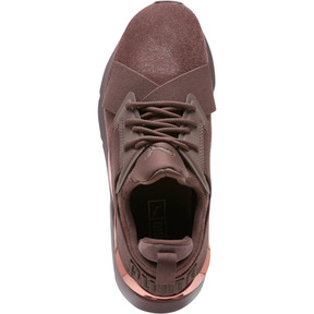 Thumbnail 5 of Muse Lunar Glow Women's Sneakers, Peppercorn-Rose Gold, medium