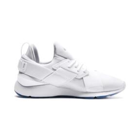 Thumbnail 5 of Muse Ice Women's Sneakers, Puma White-Puma White, medium
