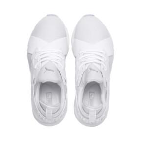 Thumbnail 6 of Muse Ice Women's Sneakers, Puma White-Puma White, medium