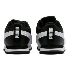 Thumbnail 3 of Turin II AC Toddler Shoes, Puma Black-Puma White, medium