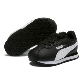 Thumbnail 2 of Turin II AC Toddler Shoes, Puma Black-Puma White, medium