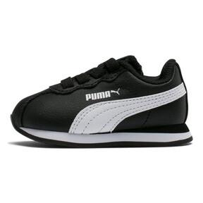 Thumbnail 1 of Turin II AC Toddler Shoes, Puma Black-Puma White, medium