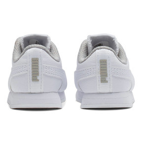 Thumbnail 4 of Turin II AC Toddler Shoes, Puma White-Puma White, medium