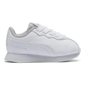 Thumbnail 5 of Turin II AC Toddler Shoes, Puma White-Puma White, medium