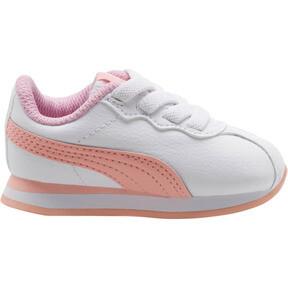 Thumbnail 4 of Turin II AC Sneakers INF, P.White-Peach Bud-Pale Pink, medium