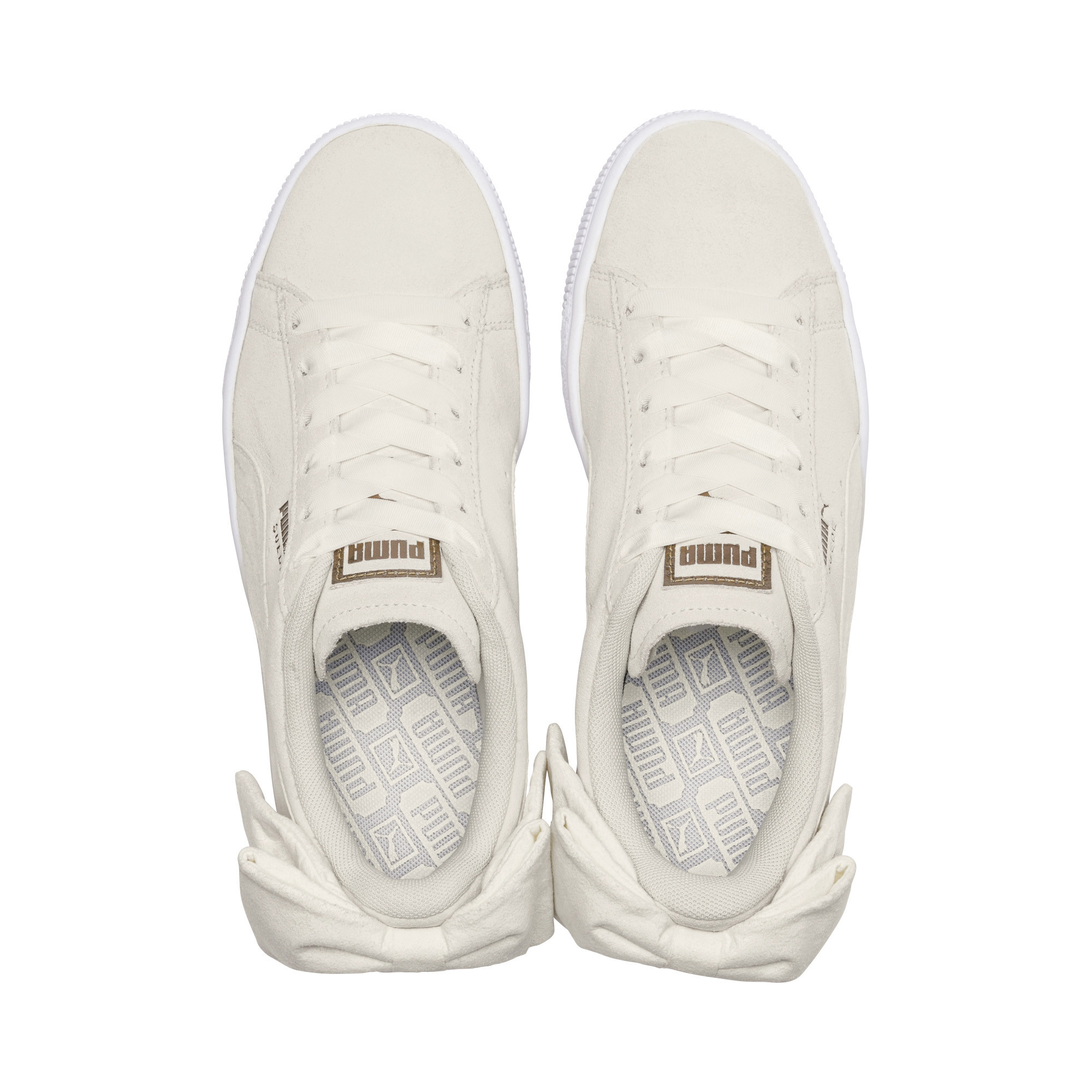 Image Puma Suede Bow Women's Sneakers #6