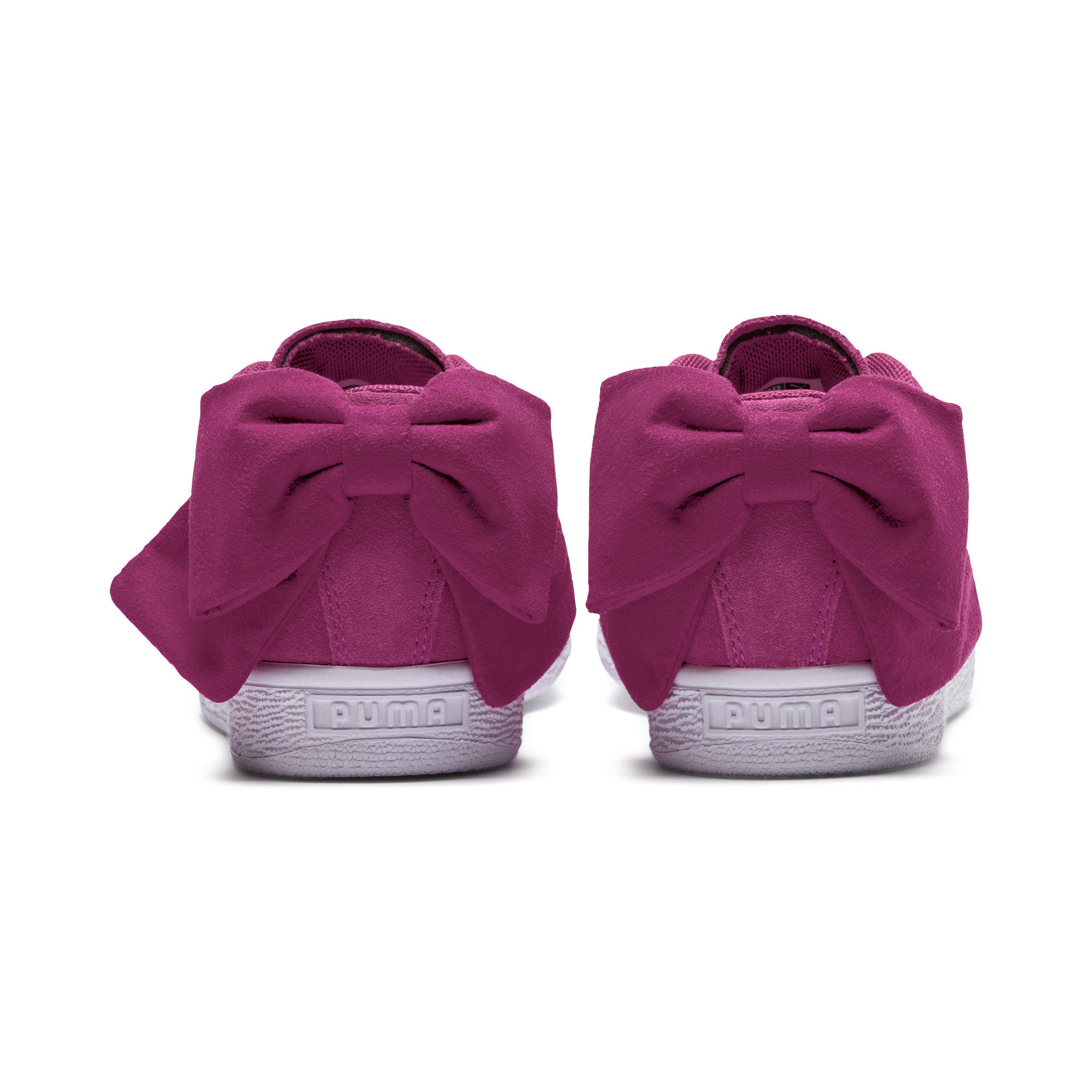 Image Puma Suede Bow Women's Sneakers #4