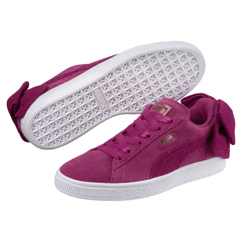 Image Puma Suede Bow Women's Sneakers #2