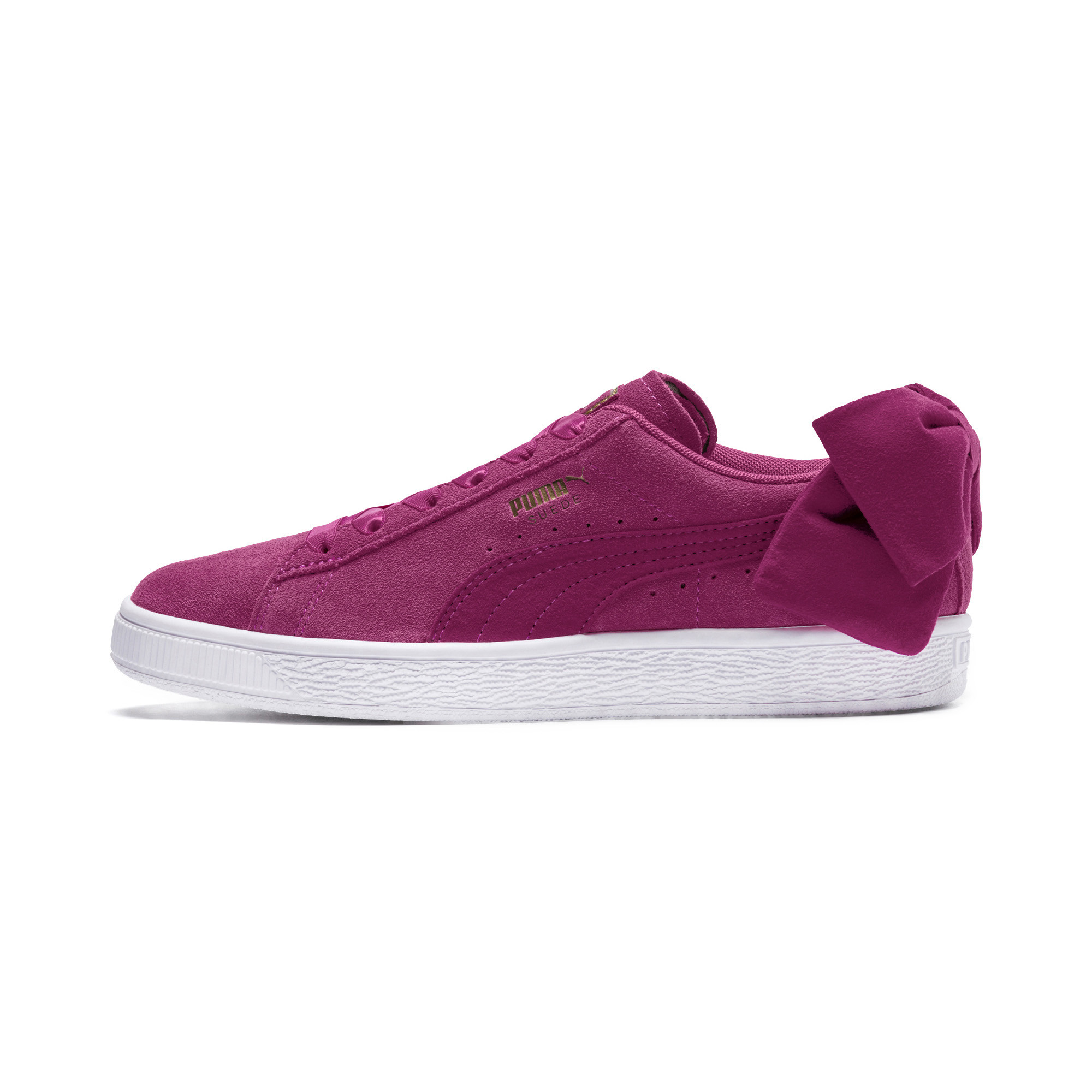 Image Puma Suede Bow Women's Sneakers #1