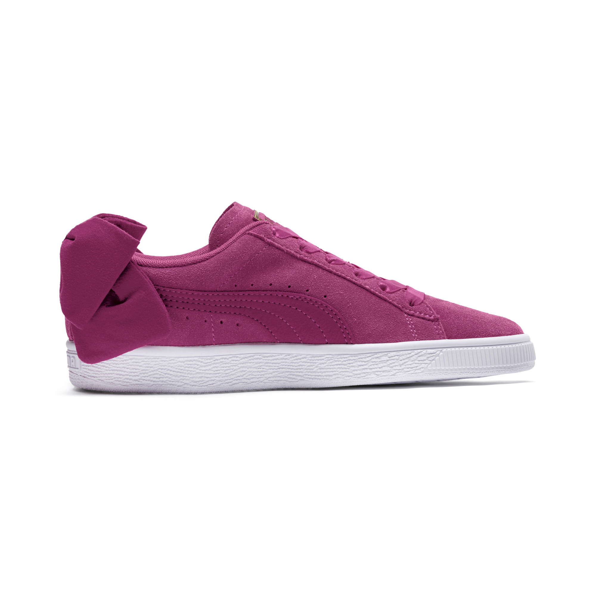 Image Puma Suede Bow Women's Sneakers #5