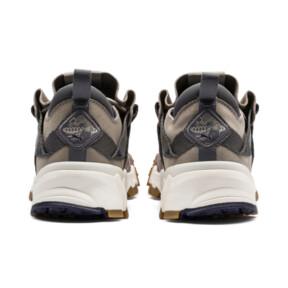 Thumbnail 4 of Trailfox Camo Sneakers, Elephant Skin-Whisper White, medium