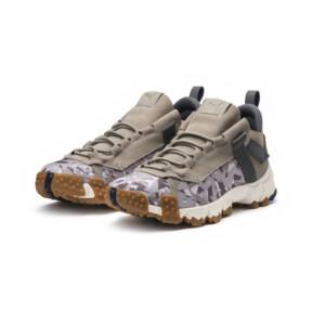 Thumbnail 2 of Trailfox Camo Sneakers, Elephant Skin-Whisper White, medium