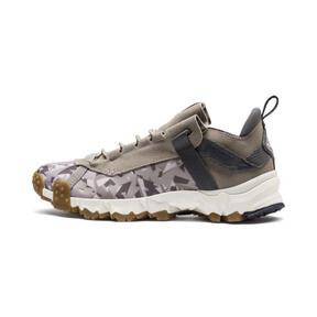 Thumbnail 1 of Trailfox Camo Sneakers, Elephant Skin-Whisper White, medium