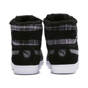 Thumbnail 4 of Vikky Mid Fur Women's High Tops, 01, medium