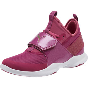 Thumbnail 1 of Puma Dare Trainer Bling Sneakers, Magenta Haze-Magenta-White, medium