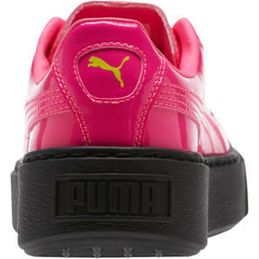 Thumbnail 4 of Basket Platform Block JR  Sneakers, PINK-Sulphur Spr-Black, medium