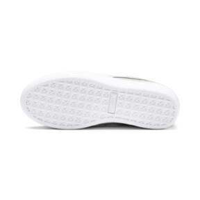 Thumbnail 4 of PUMA Vikky Platform Glitz Sneakers JR, Gray Violet-Gray Violet, medium