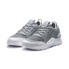 Thumbnail 2 of RS-0 Optic Trainers, PumaSilver-Quarry-PumaWhite, medium