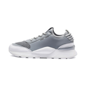 Thumbnail 1 of RS-0 Optic Trainers, PumaSilver-Quarry-PumaWhite, medium