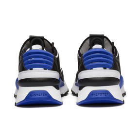 Imagen en miniatura 4 de Zapatillas Evolution RS-0 SOUND, Black-Dazzling Blue-White, mediana