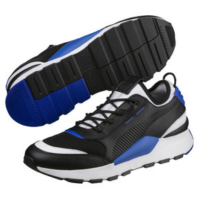 Imagen en miniatura 2 de Zapatillas Evolution RS-0 SOUND, Black-Dazzling Blue-White, mediana
