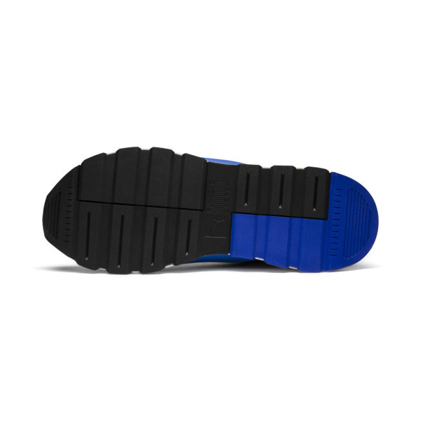 RS-0 SOUND Sneaker, Black-Dazzling Blue-White, large