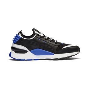 Thumbnail 5 of RS-0 SOUND Sneaker, Black-Dazzling Blue-White, medium