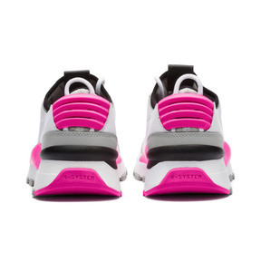 Imagen en miniatura 4 de Zapatillas Evolution RS-0 SOUND, Wht-GrayViolet-KNOCKOUTPINK, mediana
