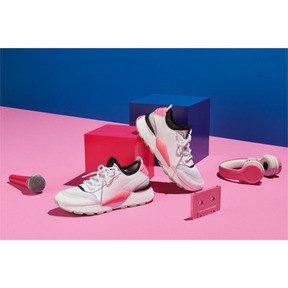 Imagen en miniatura 6 de Zapatillas Evolution RS-0 SOUND, Wht-GrayViolet-KNOCKOUTPINK, mediana