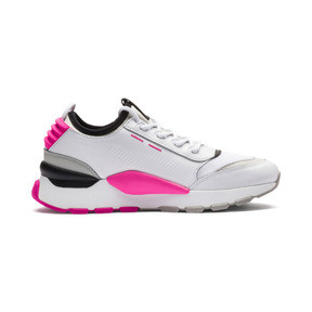 Thumbnail 5 of RS-0 SOUND Sneaker, Wht-GrayViolet-KNOCKOUTPINK, medium