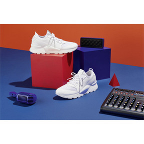 Thumbnail 7 of Evolution RS-0 SOUND Trainers, Puma White, medium