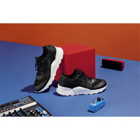 Thumbnail 7 of Evolution RS-0 SOUND Trainers, Puma Black, medium