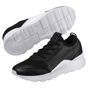 Thumbnail 2 of Evolution RS-0 SOUND Trainers, Puma Black, medium