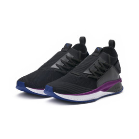 Thumbnail 2 of TSUGI Jun CLRSHFT Sneakers, PBlack-SBlue-Phlox, medium