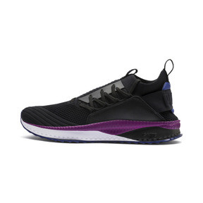 Thumbnail 1 of TSUGI Jun CLRSHFT Sneakers, PBlack-SBlue-Phlox, medium