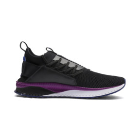 Thumbnail 5 of TSUGI Jun CLRSHFT Sneakers, PBlack-SBlue-Phlox, medium