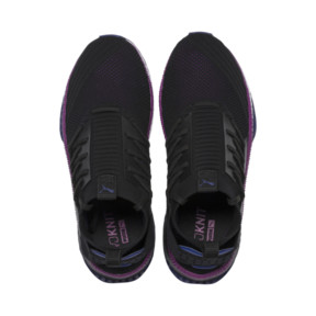 Thumbnail 6 of TSUGI Jun CLRSHFT Sneakers, PBlack-SBlue-Phlox, medium