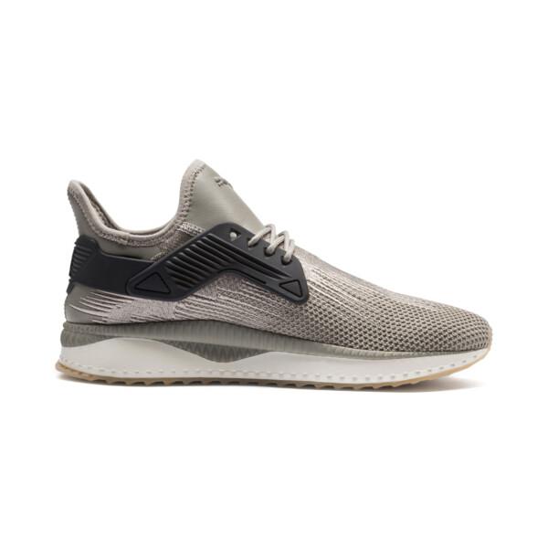 TSUGI Cage Premium Sneakers, Elephant Skin-Puma Black, large