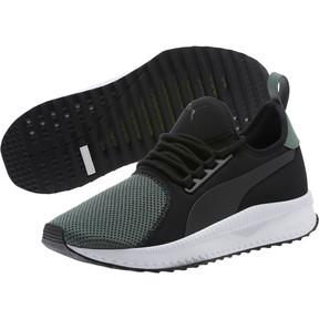 Thumbnail 2 of TSUGI Apex Blck Men's Sneakers, Laurel Wreath-Black-White, medium