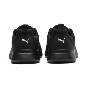Thumbnail 4 of PUMA Wired Sneakers JR, Puma Black-Puma Black- Black, medium