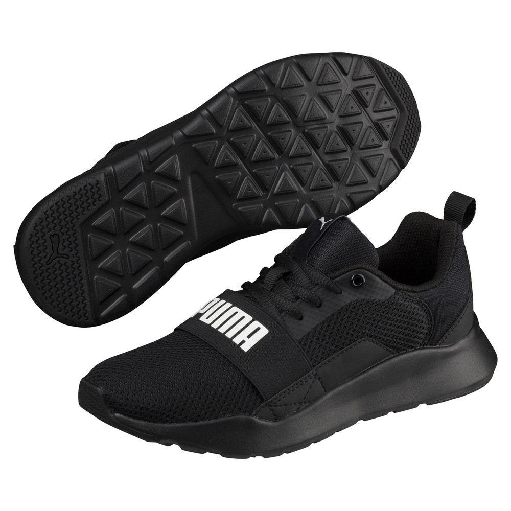 Image Puma PUMA Wired Youth Running Shoes #2