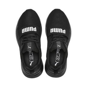 Thumbnail 6 of PUMA Wired Sneakers JR, Puma Black-Puma Black- Black, medium