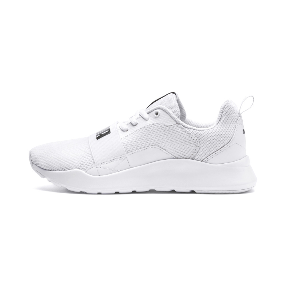 Image PUMA PUMA Wired Youth Running Shoes #1
