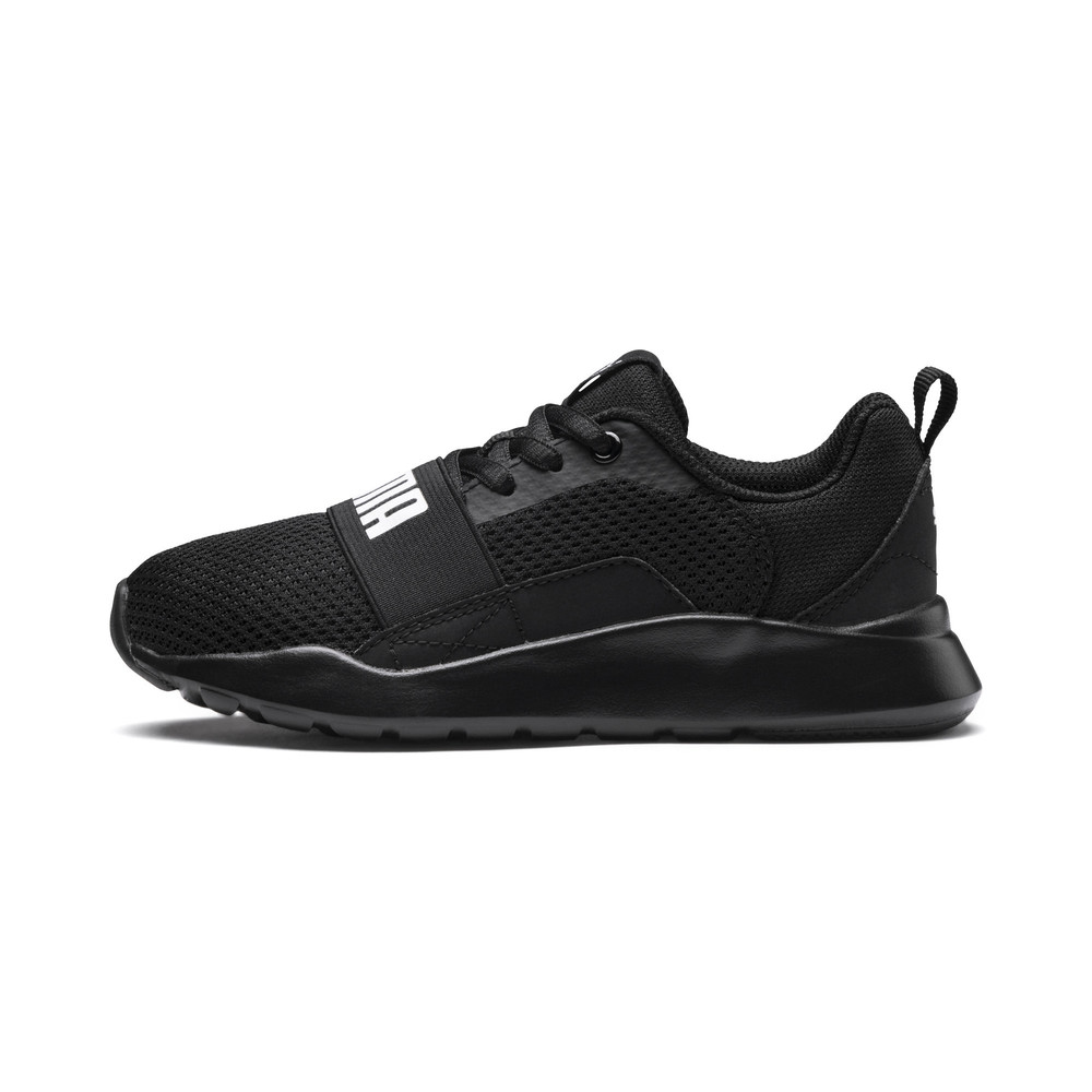 Image Puma PUMA Wired PreSchool Running Shoes #1