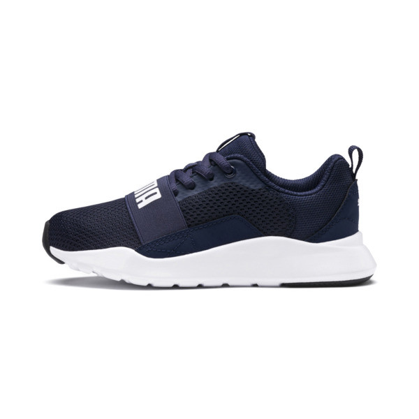 Sneakers PUMA Wired Preschool bambino