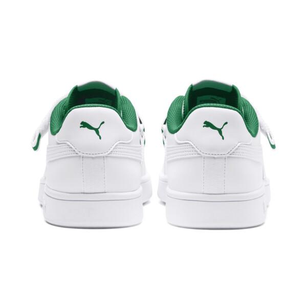 Puma Smash v2 V Fresh Sneakers, Puma W-Puma W-Amazon Green, large