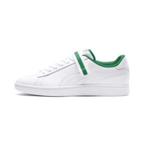 Thumbnail 1 of Puma Smash v2 V Fresh Sneakers, Puma W-Puma W-Amazon Green, medium