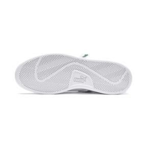 Thumbnail 3 of Puma Smash v2 V Fresh Sneakers, Puma W-Puma W-Amazon Green, medium