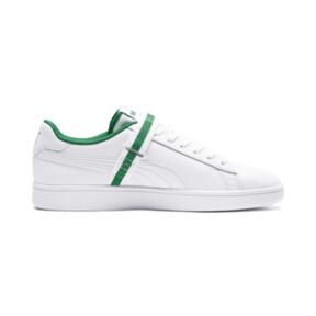 Thumbnail 5 of Puma Smash v2 V Fresh Sneakers, Puma W-Puma W-Amazon Green, medium